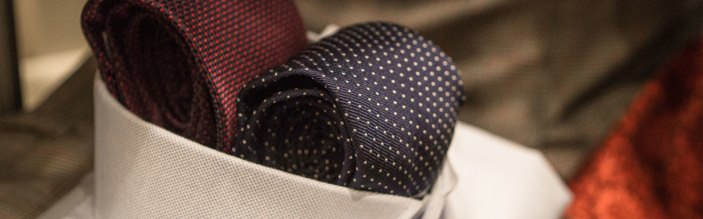 cravatte sartoria chiodi